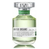 Benetton United Dreams Live Free тестер (туалетная вода) 80 мл