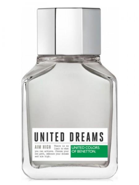 Benetton United Dreams Men Aim High тестер (туалетная вода) 100 мл