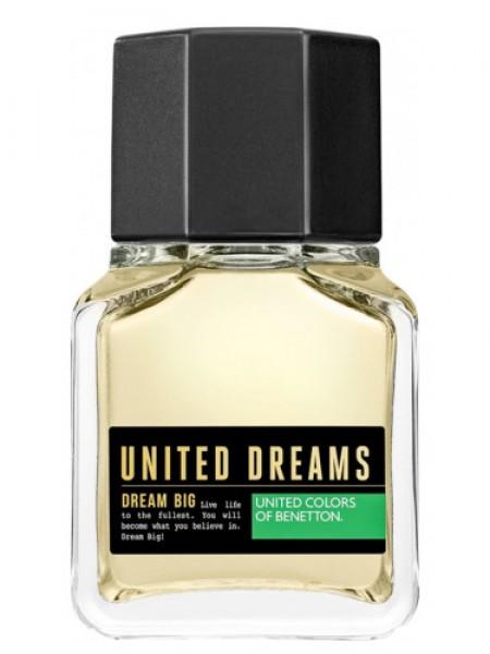 Benetton United Dreams Dream Big For Men тестер (туалетная вода) 100 мл