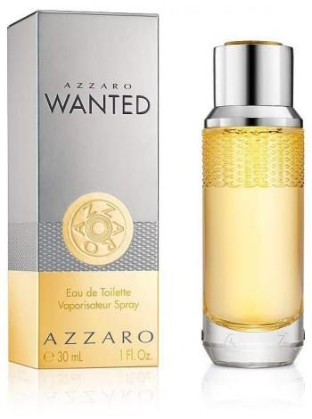 Azzaro Wanted туалетная вода 30 мл