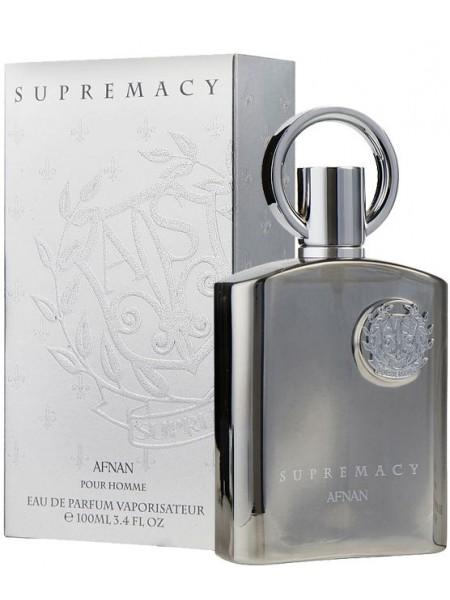 Afnan Supremacy Silver парфюмированная вода 100 мл