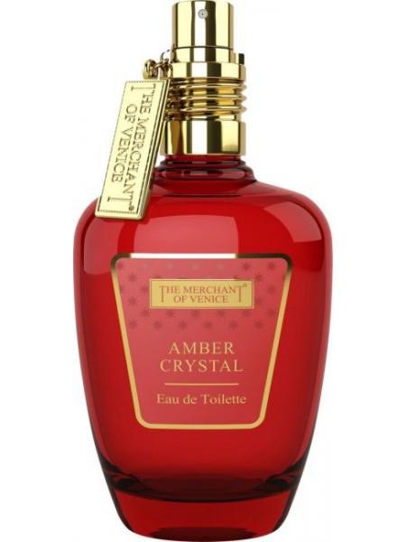 The Merchant of Venice Amber Crystal туалетная вода 50 мл