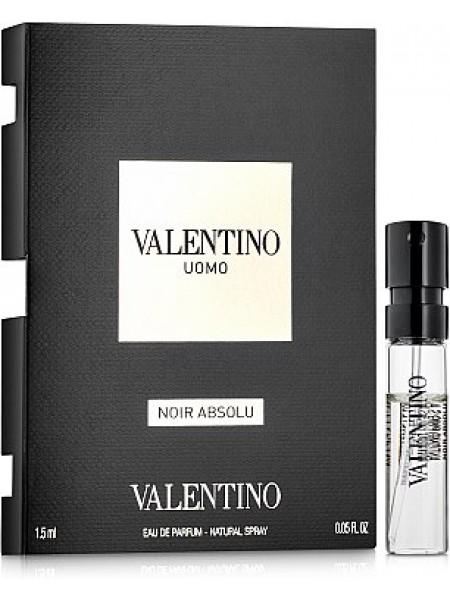 Valentino Uomo Noir Absolu пробник 1.5 мл