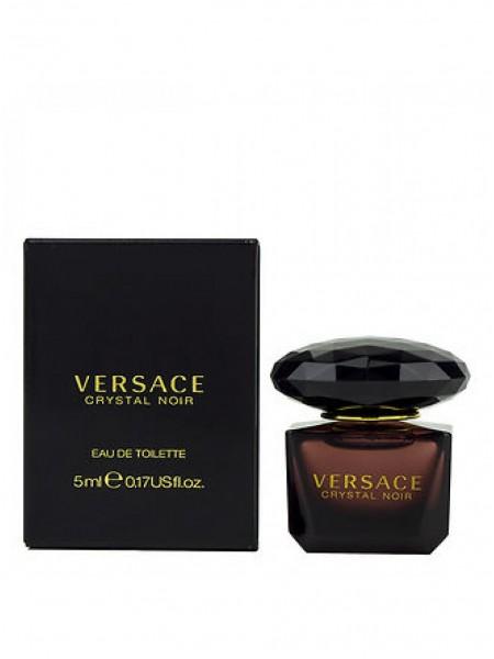Versace Crystal Noir миниатюра (туалетная вода) 5 мл