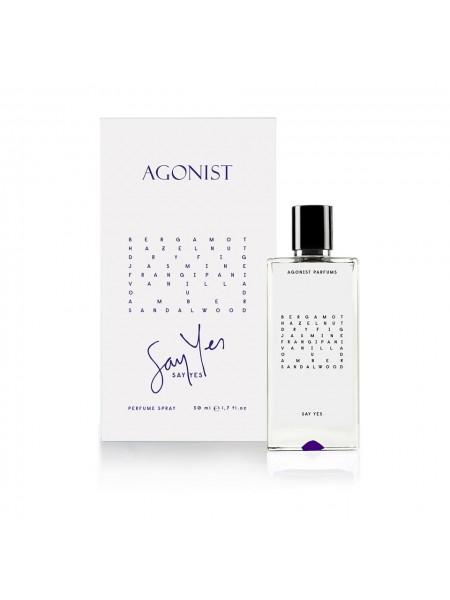 Agonist Say Yes парфюмированная вода 50 мл