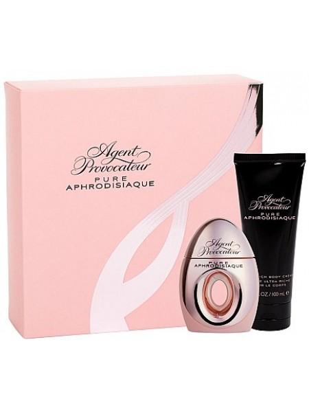 Agent Provocateur Pure Aphrodisiaque Подарочный набор (парфюмированная вода 40 мл + лосьон для тела 100 мл)
