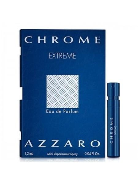 Azzaro Chrome Extreme пробник 1.2 мл