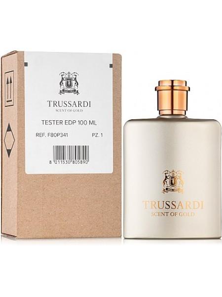 Trussardi Scent of Gold тестер (парфюмированная вода) 100 мл