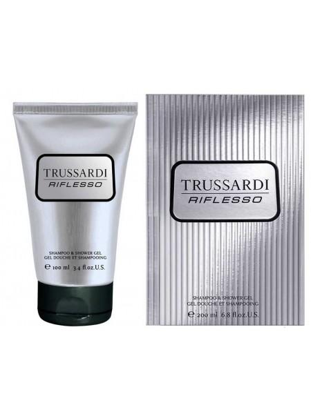 Trussardi Riflesso шампунь-гель для душа 100 мл