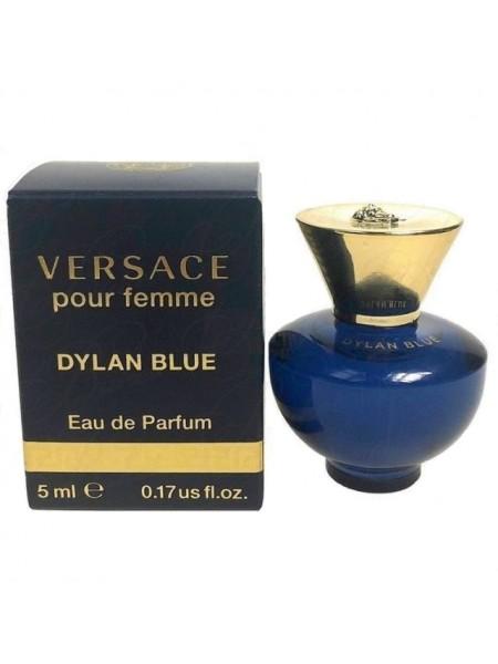 Versace Pour Femme Dylan Blue миниатюра 5 мл