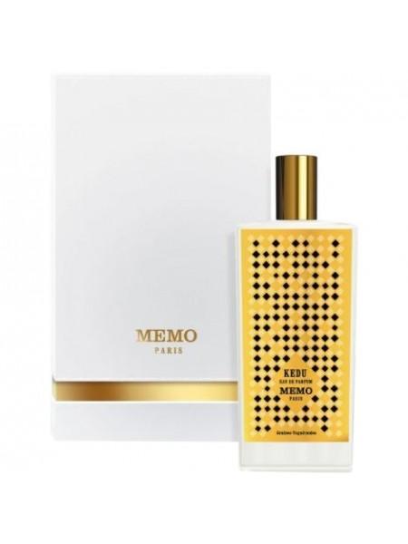 Memo Kedu парфюмированная вода 75 мл