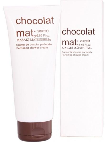 Masaki Matsushima Mat Chocolat крем для душа 200 мл