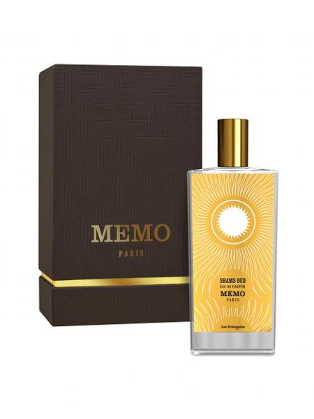 Memo Shams Oud парфюмированная вода 75 мл