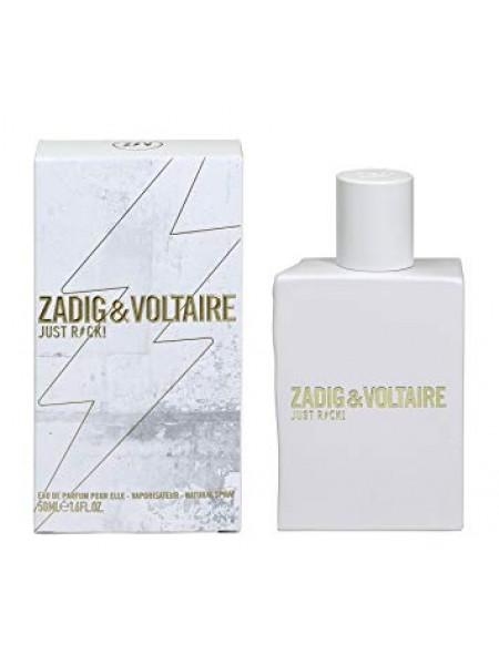 Zadig & Voltaire Just Rock! for Her парфюмированная вода 50 мл