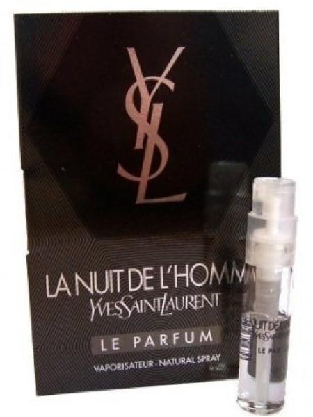 Y.S.Laurent La Nuit de L'Homme Le Parfum пробник 1 мл