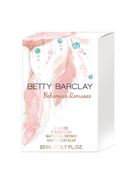 Betty Barclay Bohemian Romance Eau de Parfum парфюмированная вода 20 мл