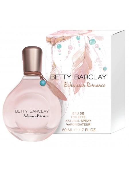 Betty Barclay Bohemian Romance туалетная вода 50 мл