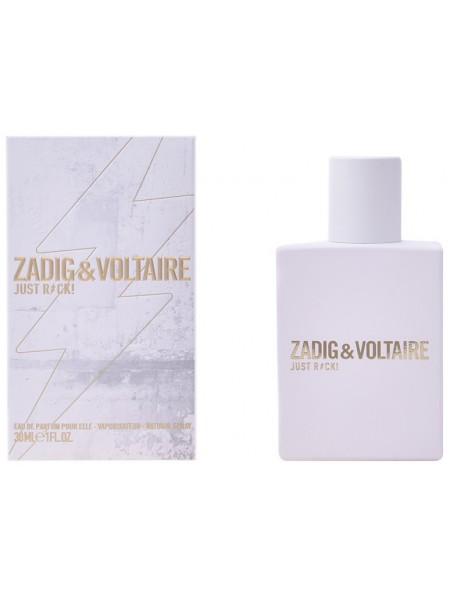 Zadig & Voltaire Just Rock! for Her парфюмированная вода 30 мл