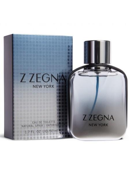 Z Zegna New York туалетная вода 50 мл